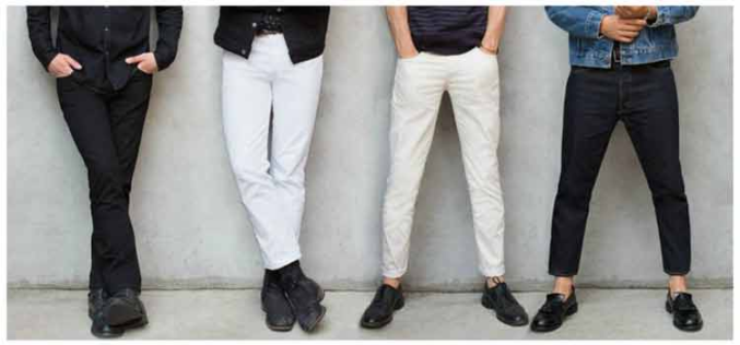 Type of denim jeans that are good for you
