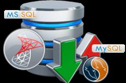 About MSSQL to MySQL Converters