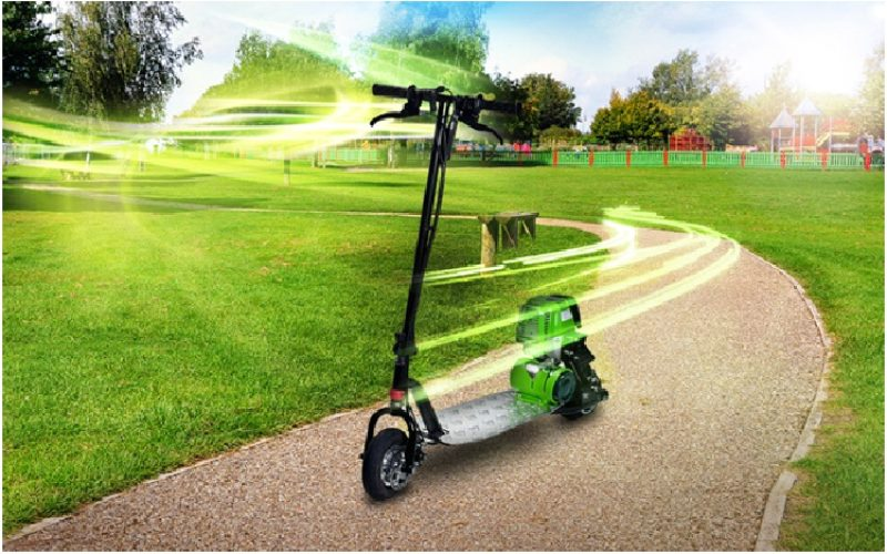 Propane scooters: future belongs to the air-friendly vehicles