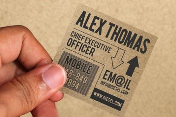 How To Make Your Business Card Stand Out In The Crowd?
