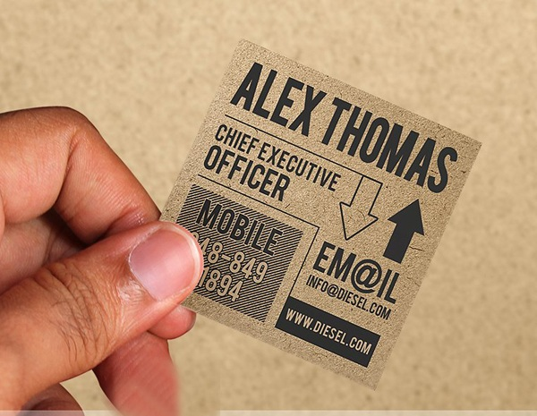 How To Make Your Business Card Stand Out In The Crowd Tech Edge