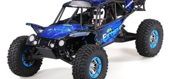 Let the fun begin with RC cars