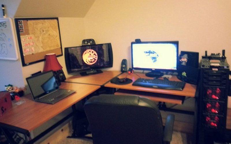 Why You Should Hunt For L Shaped Gaming Desks