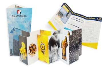Make Brochure Printing Easy via Online Printing Firms