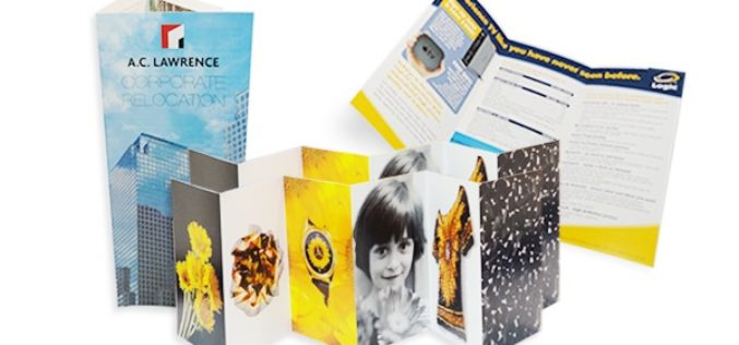 Make Brochure Printing Easy via Online Printing Firms