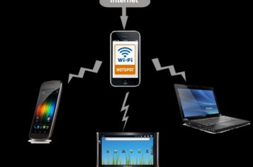 How to share Internet from mobile to another mobile or computer?