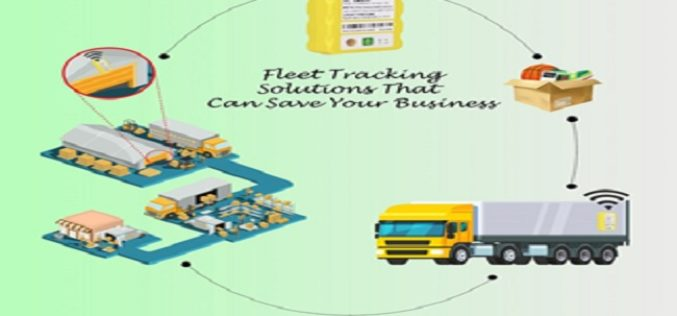 GPS Fleet Management: A Perfect Way to Save Money in your Business Operation