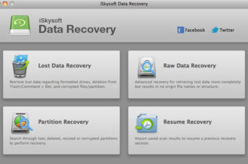 How to Save Deleted or Lost Data and Files from the iMac / MacBook