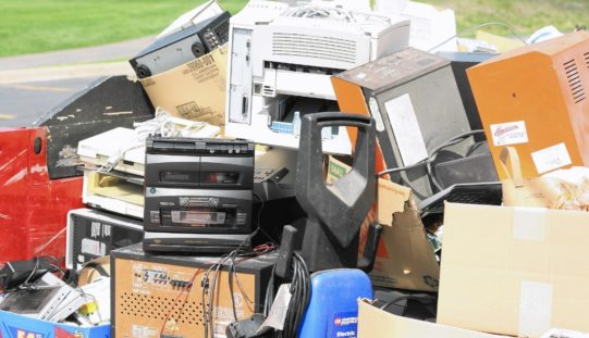 Recycling of Electrical Gadgets in Chicago