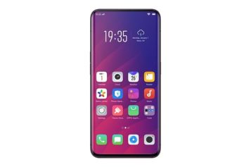 Oppo Find X – Stylish Looks, Great Functionality