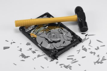 Hard Drive Destruction And Its Importance